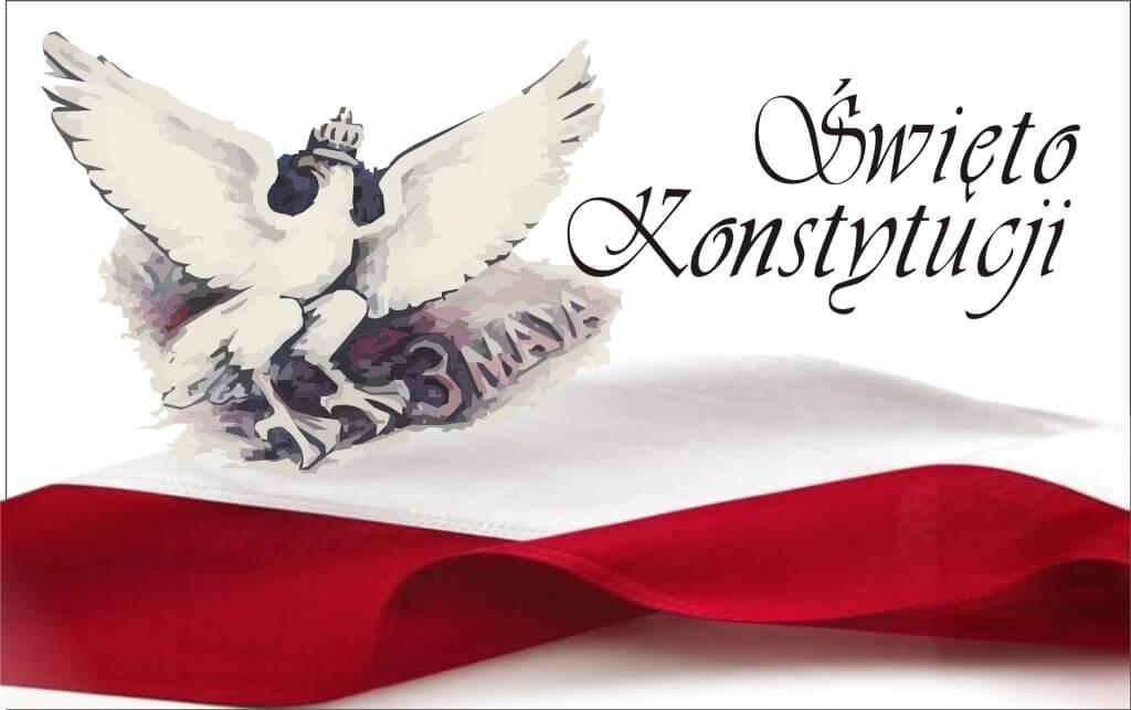 Święto Konstytucji 3 maja!