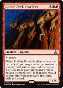 Goblin Dark dwellers