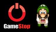 GameStop Luigi