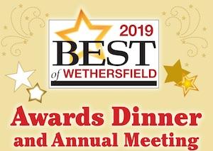 Best of Wethersfield Awards Dinner