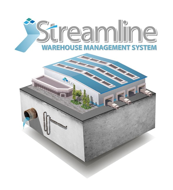 Streamline Warehouse Management System