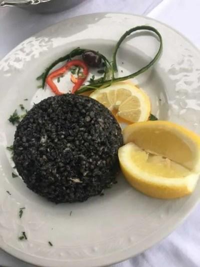 10 Best Food in Budva, Montenegro_ Black Risotto