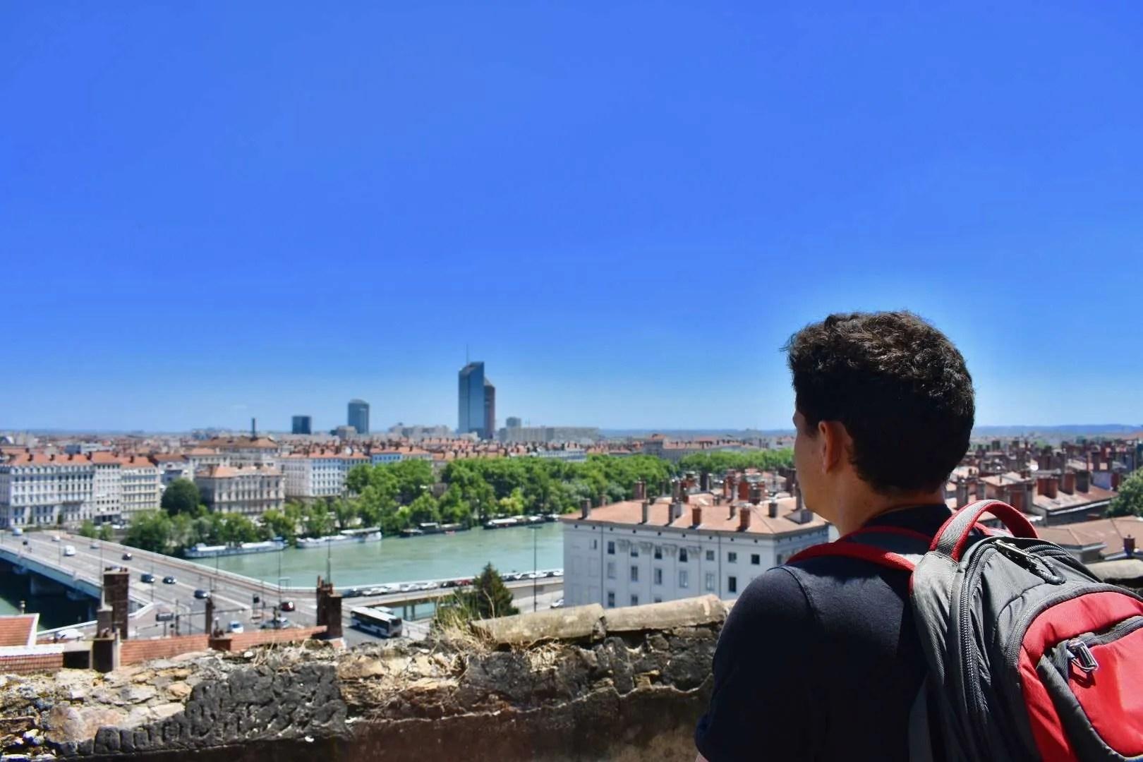 Nomadic Matt in Europe - traveling the world for free