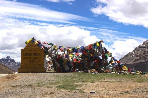 Lalchungla Pass