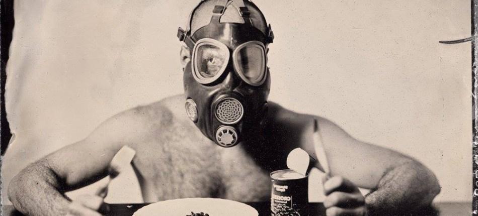 Post Nuclear Breakfast by Maciek Lesniak