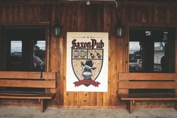Saxon Pub, Austin