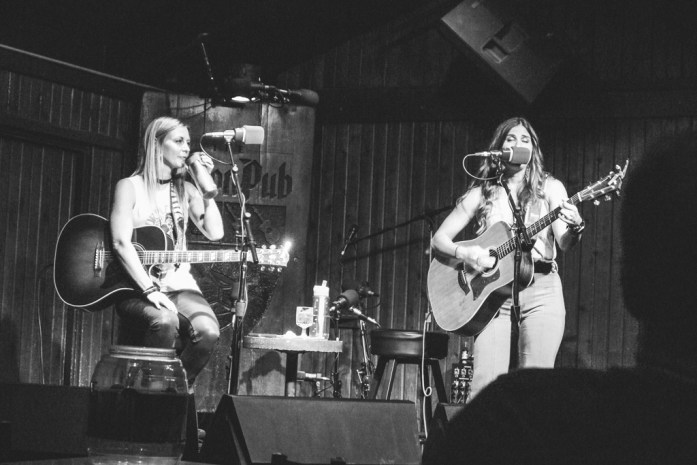 Live music at the Saxon Pub, Austin