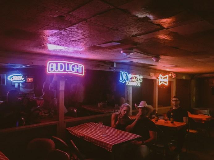 The Broken Spoke, Austin