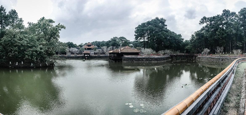 Tu Duc Tomb, Vietnam. WeTravel in Love