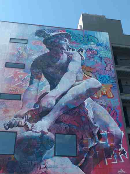 Best Things to Do in Denver Colorado Michelle Jackson a mural in the RINO district