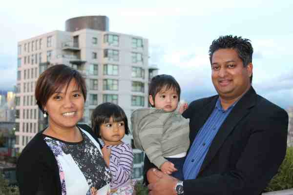 Best Things to Do in Vancouver Canada Ricky Shetty with family