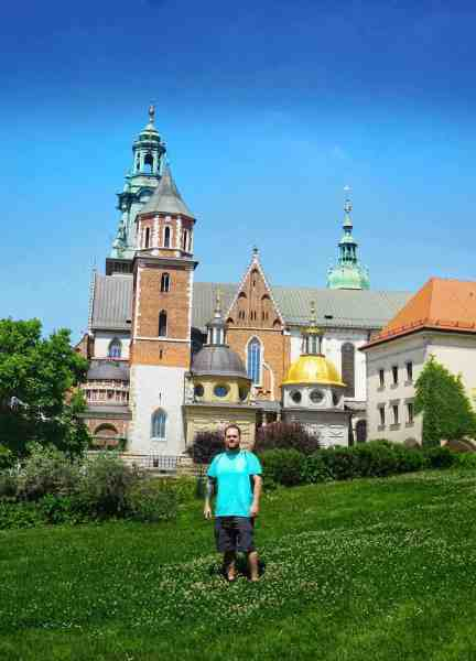 Best Things to Do in Krakow Poland Brandon Neth Wawel Castle