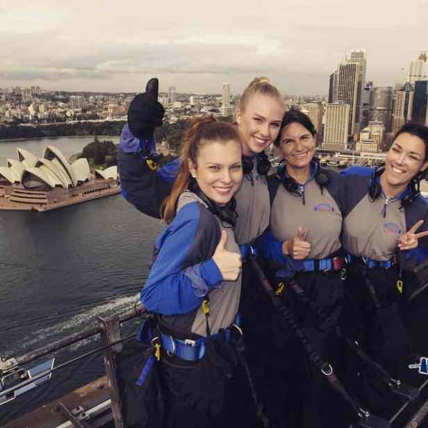 Best Things to Do in Sydney Australia Jen McDermott Sydney Harbour Bridge climb