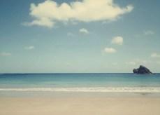 Doch der Weg lohnt sich. Strand: Rajada - Bahia Jobo