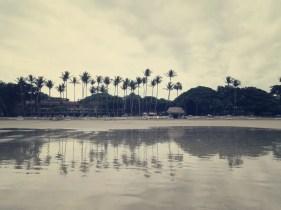 Der Playa Tamarido ist perfekt zum Surfen lernen