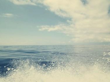... über's Meer.