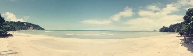 Am Cabo Blanco
