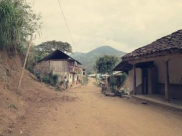 Das Dorf Congon ...