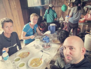 Das beste Essen, das wir in Ecuador hatten.