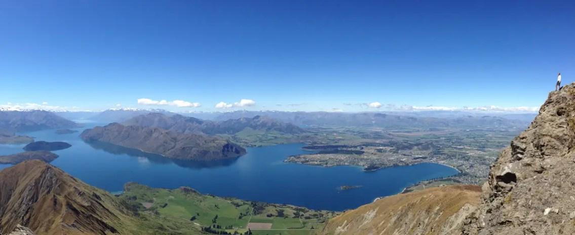 Lake Wanaka Mount Roy Wanaka