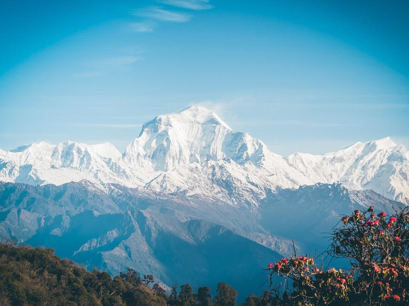 Annapurna Circuit Trek Dhaulagiri