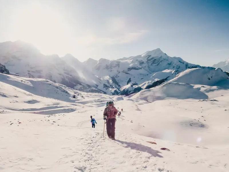 Annapurna Circuit Trek Fitness