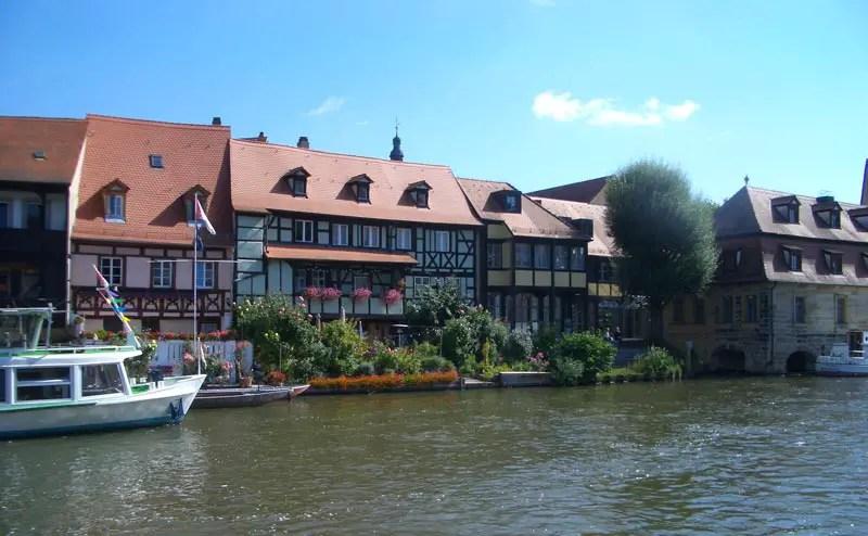 Bamberg Altstadt: Klein Venedig