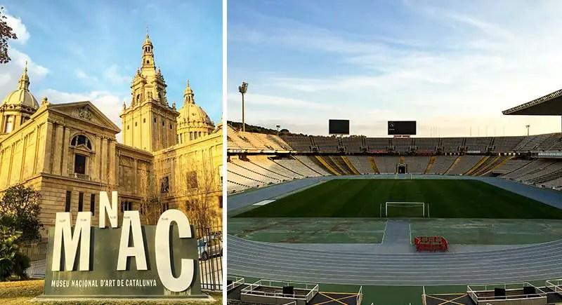Barcelona Stadion Tickets und Touren