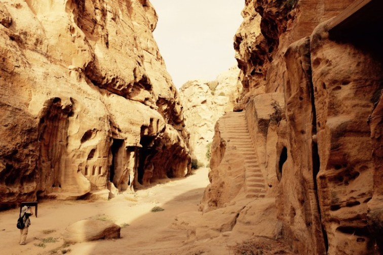 Little Petra, Jordanien