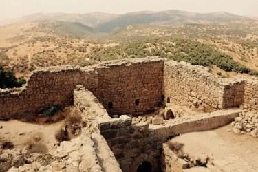 Festung von Ajloun, Jordanien