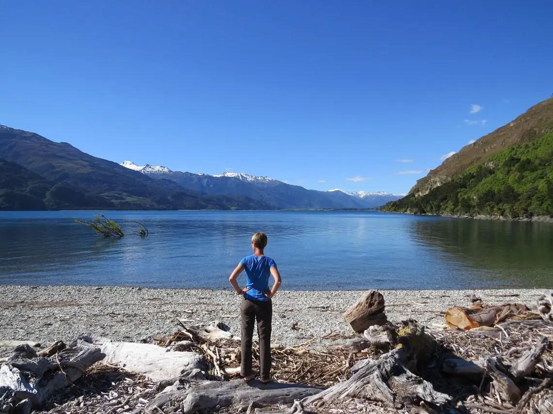 Lake Wanaka Neuseeland