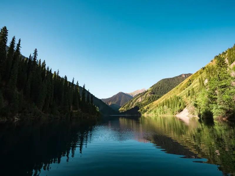 Kolsay Lake Kasachstan