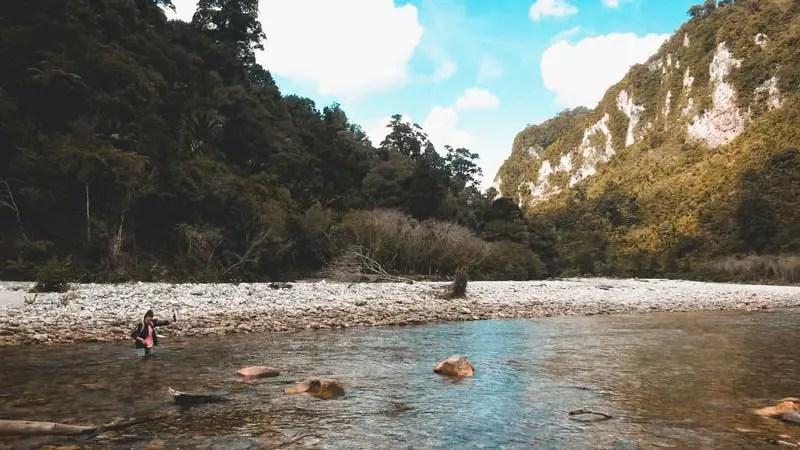 Neuseeland Cave Tour