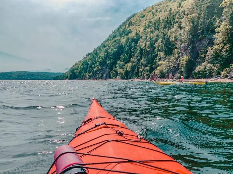 Nova Scotia Tipps – Kajaktour auf dem North River