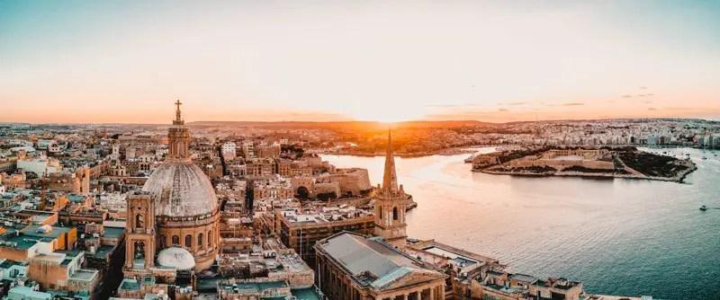Ostern Städtereise Valletta