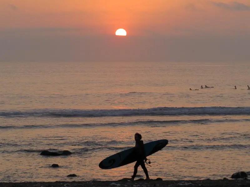 Peru Rundreise Surfen