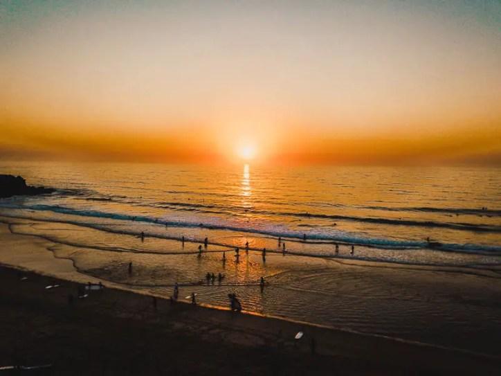 Portugal Sonnenuntergang