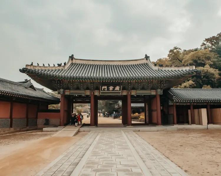 Gyeongbokgung – Seoul Reisetipps und Sehenswürdigkeiten in 3 Tagen