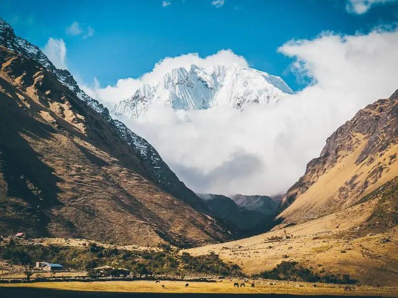 Peru Rundreise Salkantay Trek