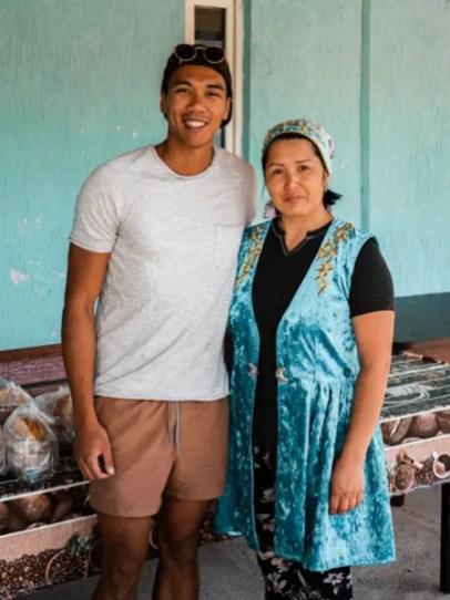 Kasachstan Sehenswürdigkeiten: Saty Village