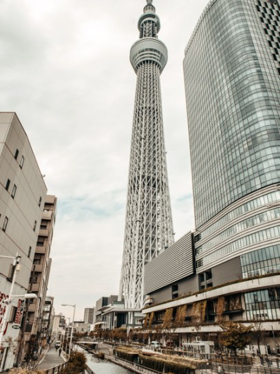 Tokyo SkyTree – Tokio Reisetipps und Sehenswürdigkeiten in 3 Tagen