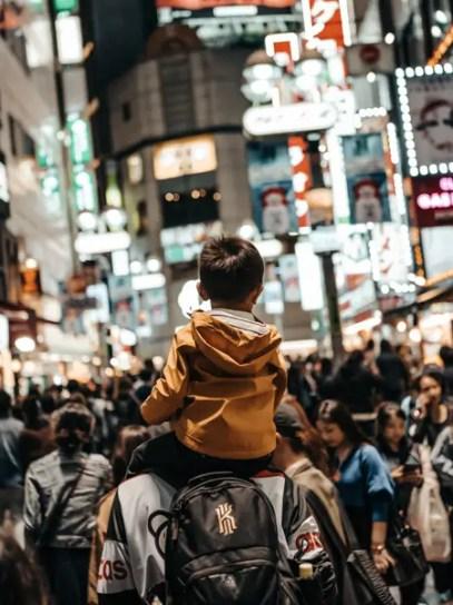 Shibuya – Tokio Reisetipps und Sehenswürdigkeiten in 3 Tagen