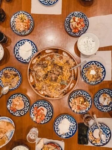 Usbekistan-Rundreise_usbekisches-Essen