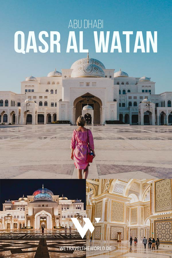 Abu Dhabi: Qasr Al Watan Tickets & Führungen – Preise & wichtige Infos #abudhabi #dubai #reisetipps #reiseziele