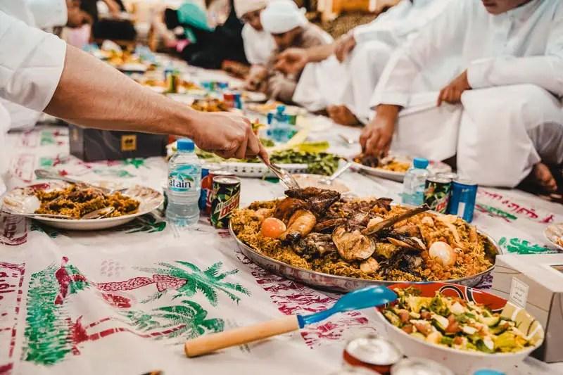 Abu Dhabi Essen