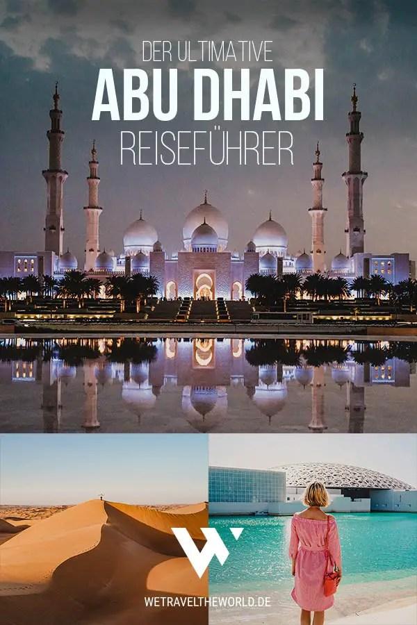 Abu Dhabi Reisgids online - Attracties, hoogtepunten en reistips #dubai # Reistips #emirate reisbestemmingen