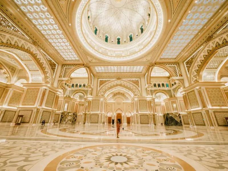 Qasr al Watan - Reisgids Abu Dhabi