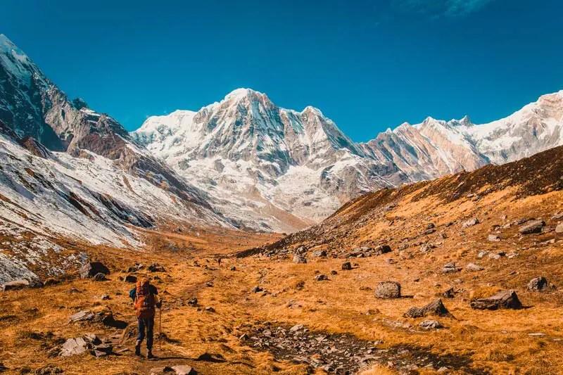 Trekking in Nepal – Annapurna Basecamp