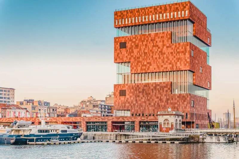 Mueseum an de Stroom – Antwerpen Sehenswürdigkeiten