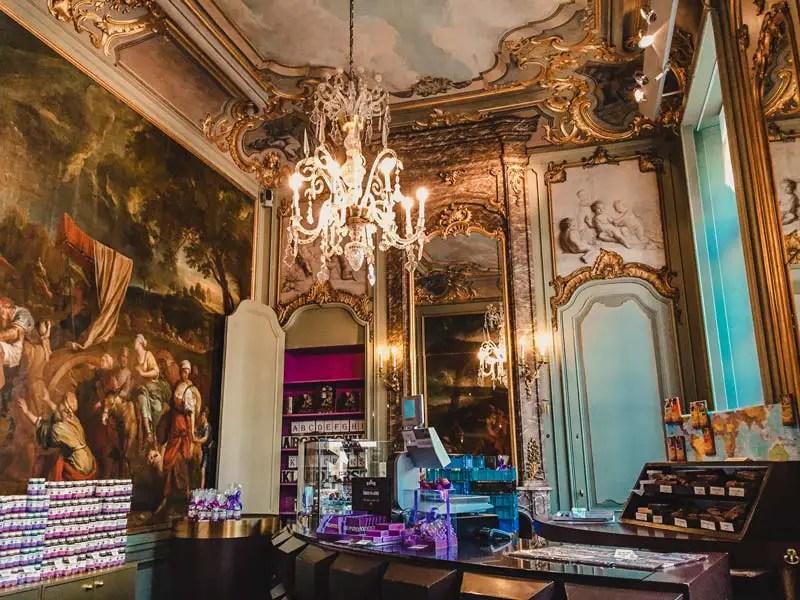 The Chocolate Line - Attracties in Antwerpen